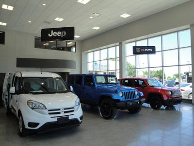 North Olmsted Chrysler Jeep Dodge RAM Image 8