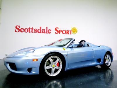 Ferrari 360 Spider 2003 for Sale in Scottsdale, AZ
