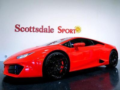 Lamborghini Huracan 2016 for Sale in Burlingame, CA