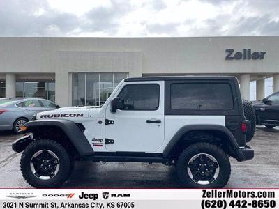 Jeep Wrangler 2020 for Sale in Arkansas City, KS