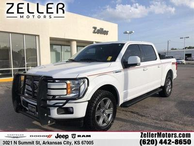 Ford F-150 2018 for Sale in Arkansas City, KS
