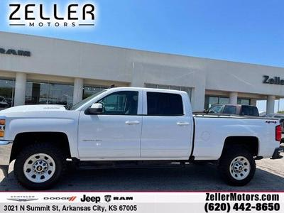 Chevrolet Silverado 2500 2019 a la venta en Arkansas City, KS