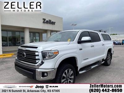 Toyota Tundra 2018 a la venta en Arkansas City, KS