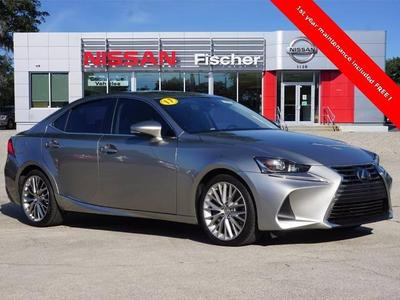 Lexus IS 200t 2017 for Sale in Titusville, FL