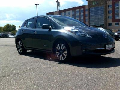 2013 Nissan Leaf SL for sale VIN: 1N4AZ0CP8DC401292