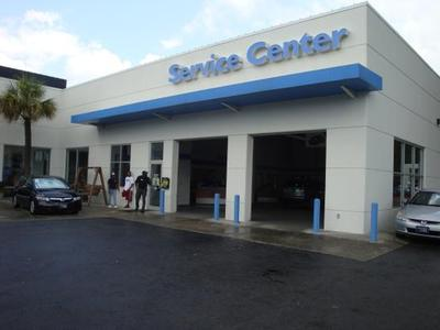 Hendrick Honda of Charleston Image 1