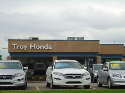 Troy Honda Image 3