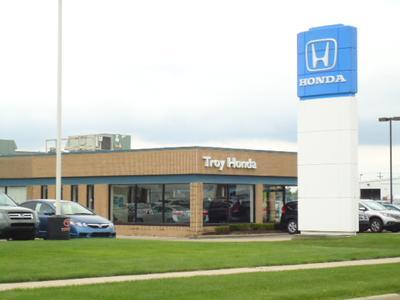 Troy Honda Image 4