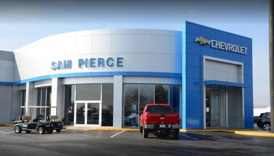 Sam Pierce Chevrolet Image 2
