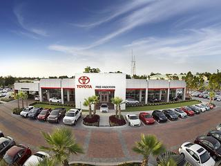 Fred Anderson Toyota of Charleston Image 2