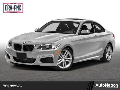 2016 BMW 228 i for sale VIN: WBA1F9C55GV545605