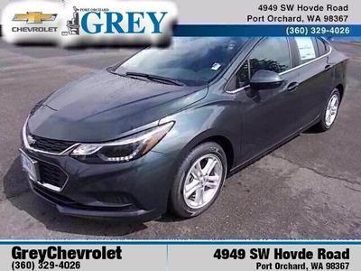 Chevrolet Cruze 2018 a la venta en Port Orchard, WA