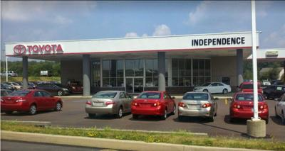Independence Toyota Image 1