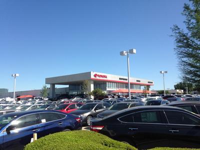 Toyota of Richardson Image 1