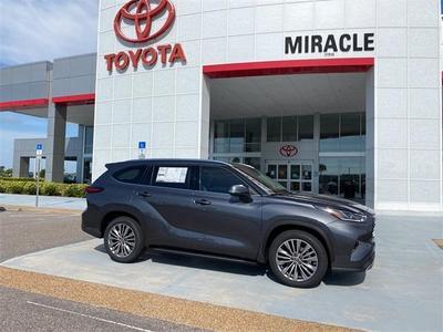 Toyota Highlander 2021 a la venta en Haines City, FL