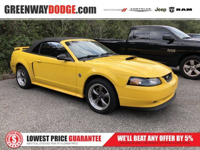 2004 Ford Mustang GT for sale VIN: 1FAFP45X64F147189