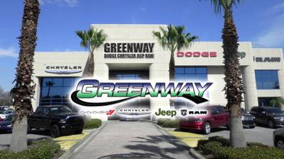 Greenway Dodge, Chrysler, Jeep, RAM Image 2