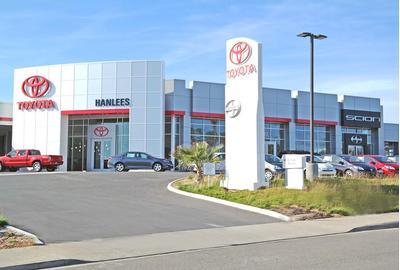 Hanlees Hilltop Toyota Image 2