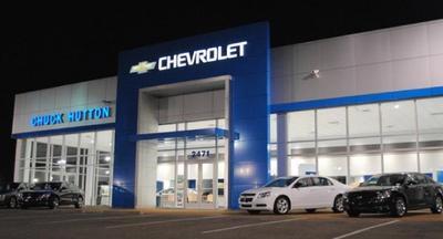 Chuck Hutton Chevrolet Image 1