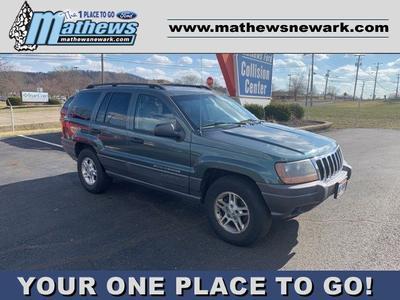 2002 Jeep Grand Cherokee Laredo for sale VIN: 1J4GW48N92C210208