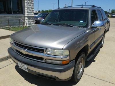 2003 Chevrolet Tahoe LS for sale VIN: 1GNEC13Z53R197350