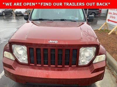 2008 Jeep Liberty Sport for sale VIN: 1J8GP28K78W222130