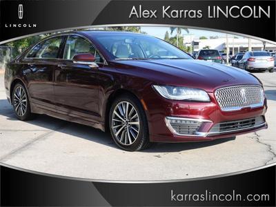 Lincoln MKZ Hybrid 2017 for Sale in Bradenton, FL