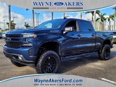 Chevrolet Silverado 1500 2019 for Sale in Lake Worth, FL