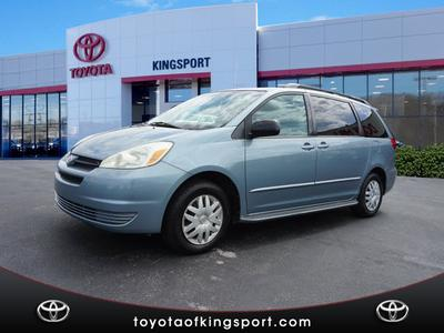 2004 Toyota Sienna LE for sale VIN: 5TDZA23CX4S207035