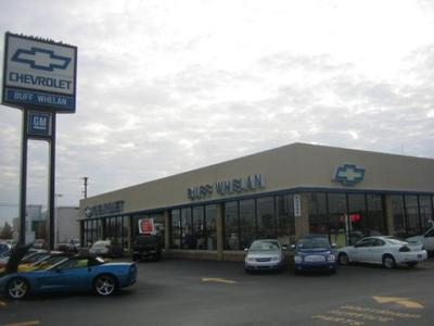 Buff Whelan Chevrolet In Sterling Heights Including Address