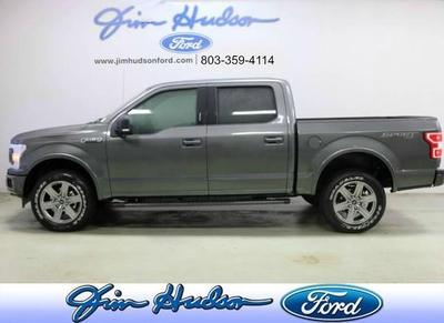 2019 Ford F-150 XL for sale VIN: 1FTEW1E55KFA51024