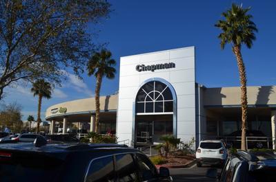 Chapman Chrysler Jeep Image 1