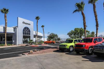 Chapman Chrysler Jeep Image 2