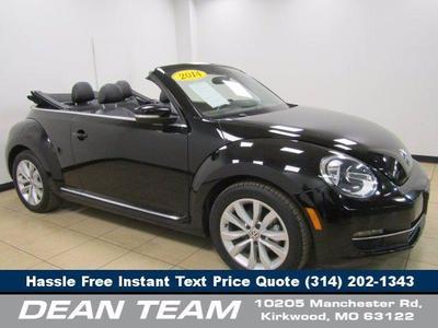 Volkswagen Beetle 2014 for Sale in Saint Louis, MO