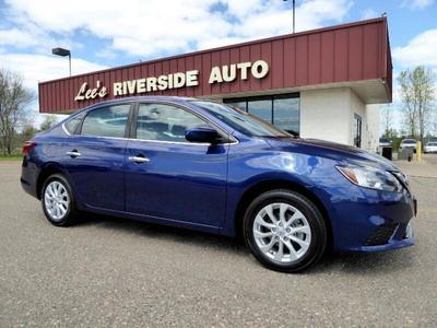 Nissan Sentra 2019 a la venta en Elk River, MN