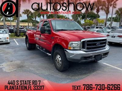 Ford F-350 2001 for Sale in Fort Lauderdale, FL