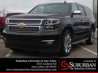 Suburban Ann Arbor >> Used 2017 Chevrolet Suburban Premier Suv In Ann Arbor Mi