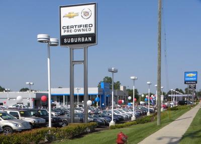 Suburban Chevrolet Cadillac Of Ann Arbor In Ann Arbor