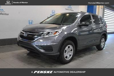 2016 Honda CR-V LX for sale VIN: 2HKRM4H37GH679795