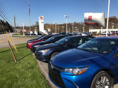 Toyota of Greensburg Image 1