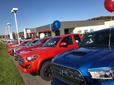 Toyota of Greensburg Image 2