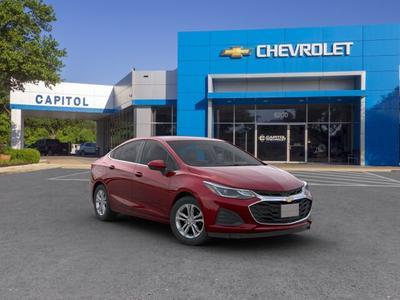 2019 Chevrolet Cruze LT for sale VIN: 1G1BE5SM7K7109761