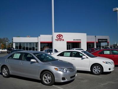 Toyota of Goldsboro Image 5