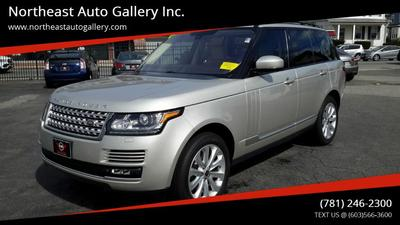 Land Rover Range Rover 2014 for Sale in Wakefield, MA