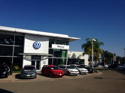 Mossy Volkswagen Escondido Image 4