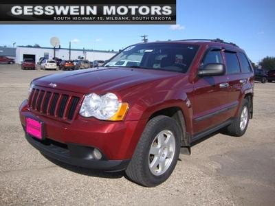 2008 Jeep Grand Cherokee Laredo for sale VIN: 1J8GR48K78C210101