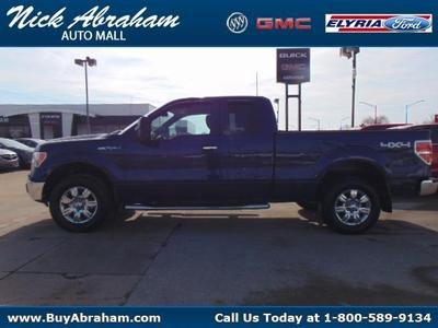 2010 Ford F-150 XLT SuperCab for sale VIN: 1FTFX1EV2AFB10773
