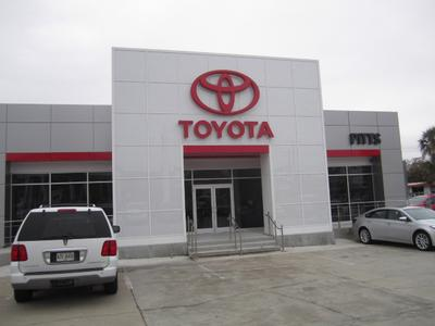 Pitts Toyota Image 2