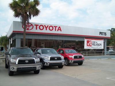 Pitts Toyota Image 3