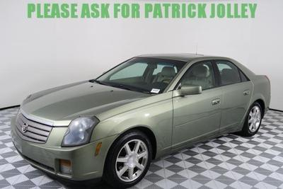 2004 Cadillac CTS  for sale VIN: 1G6DM577040109864